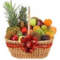 Корзина с фруктами R008