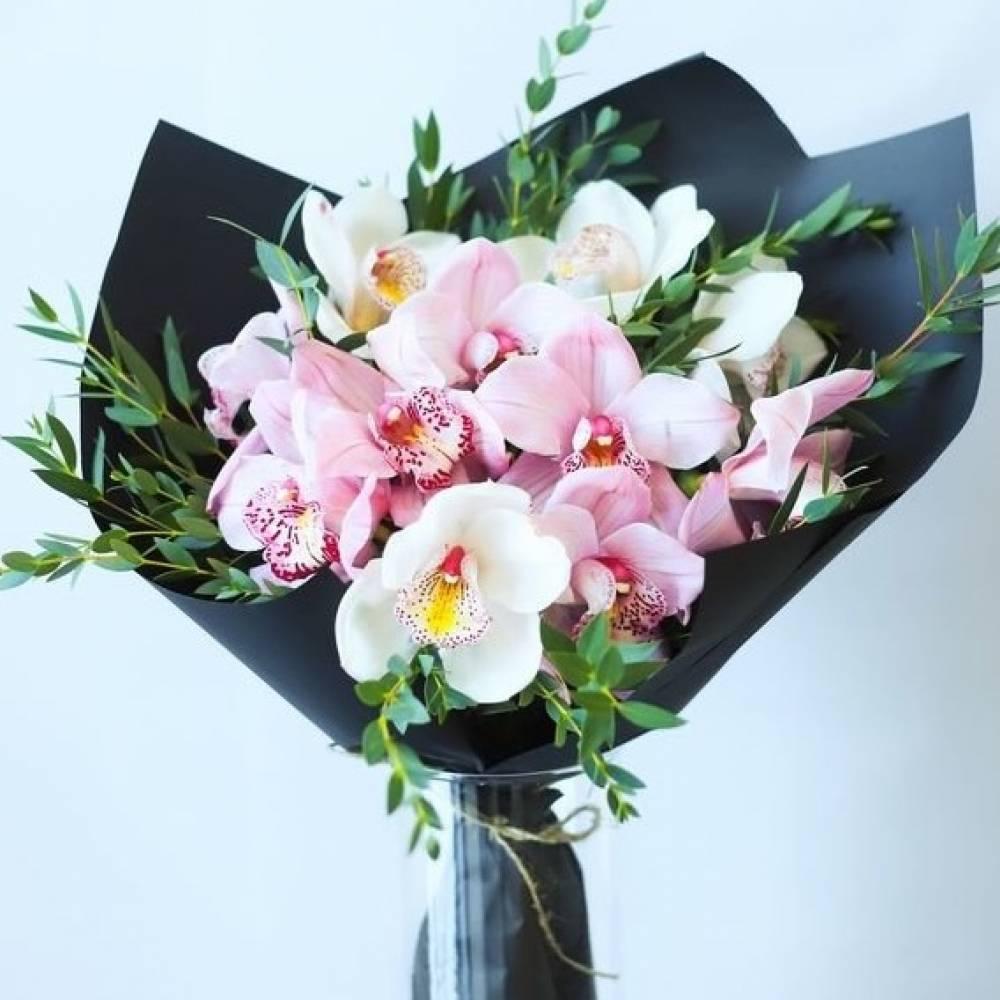 Подарков, орхидеи для букетов цена